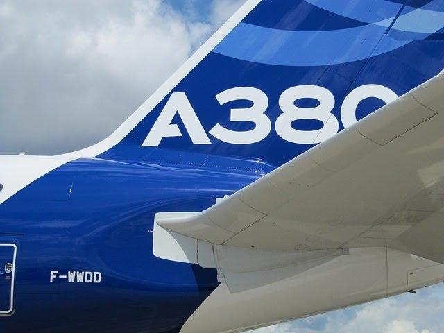 Géants des Airs : A380