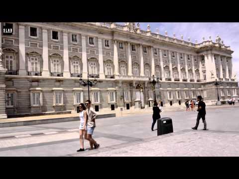 Madrid Skate con Alex Frutos Sea/Land/Air/Blaze