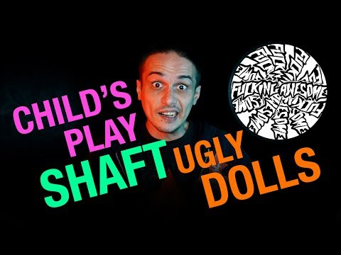 3LAR - Dolls Play with Ugly Childs Shaft