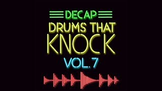 Drums That Knock Vol. 7 | Download Link | DECAP
