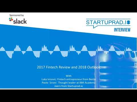 Podcast - 2017 Fintech Review Germany and 2018 Outlook