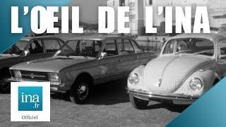 1970 : Qui succédera à la Coccinelle ?  | Archive INA