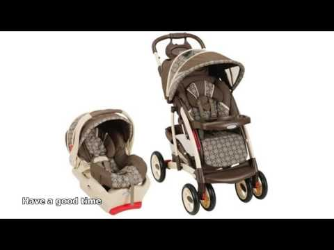 baby stroller and carseat combo