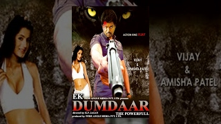 Ek Dumdaar The Powerful | Hindi Film | Full Movie | Vijay | Amisha Patel