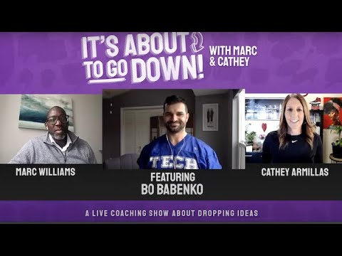 Download It's About To Go Down! With Marc & Cathey // Season 3 Episode 3: Dr. Bo Babenko