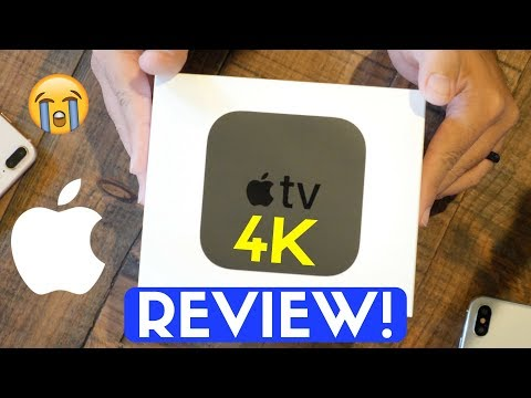 Apple TV 4K Review! (RANT)