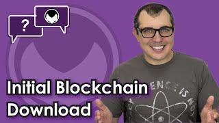 Bitcoin Q&A: Initial blockchain download