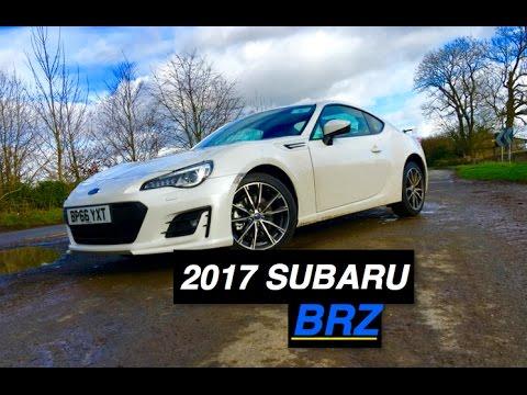 2017 Subaru Brz Review Inside Lane Youtube