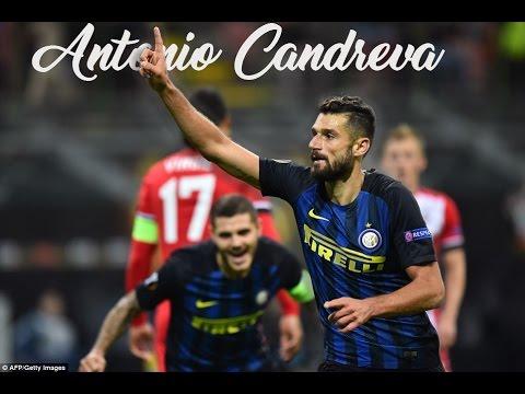 Antonio Candreva: Skills and Goals 2016/17