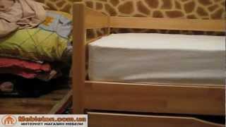 Кровать деревянная Нота(, 2012-12-24T15:43:10.000Z)