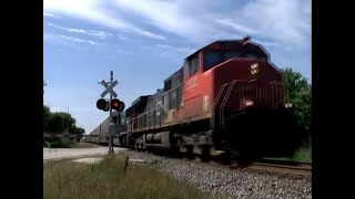 CN Freight Train 2
