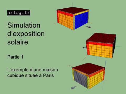 Orientation / Exposition Maison Au Soleil : Architecture  Passive/bioclimatique Optimisée En énergie