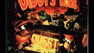 DKC2 Remix - Ghosts on the Dancefloor (Disco Train)