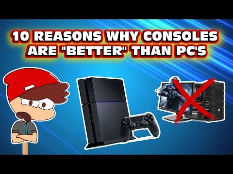 "10 ""Reasons"" Consoles Are ""Better"" Than PCs According To PC Gamer With A 3k $ PC"