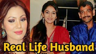 Real life husband of tarak mehta actress