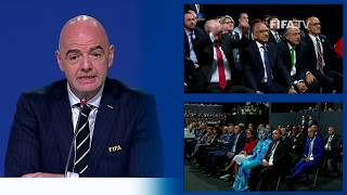 A Day To Remember at the FIFA Congress