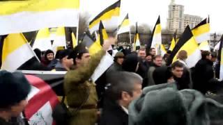 ТруЪ-националист на Русском Марше