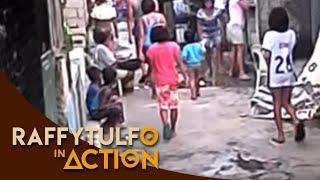 Barumbadong PO1 huli sa video habang nang-aabuso at nag-aala Rambo.
