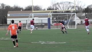 Derek MacKinnon - WT United vs Princeton 031514