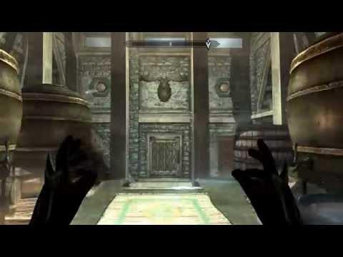 Код на бессмертие в Skyrim