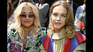 Наталья Водянова, Ким Кардашьян, Белла Хадид, Рианна и другие звезды на показе Louis Vuitton в Париж