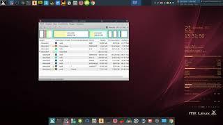 mX 17 Linux - обзор, установка и настройка