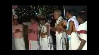 Vadasserikavu Padayani-Bhadrakali Kolam .flv