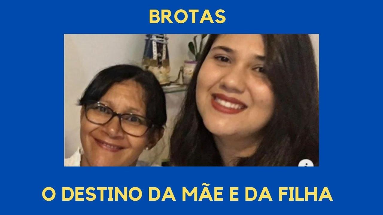 "BROTAS E A TROMBA D""ÁGUA"