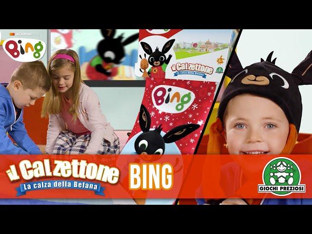 Giochi Preziosi   Calzettone Bing