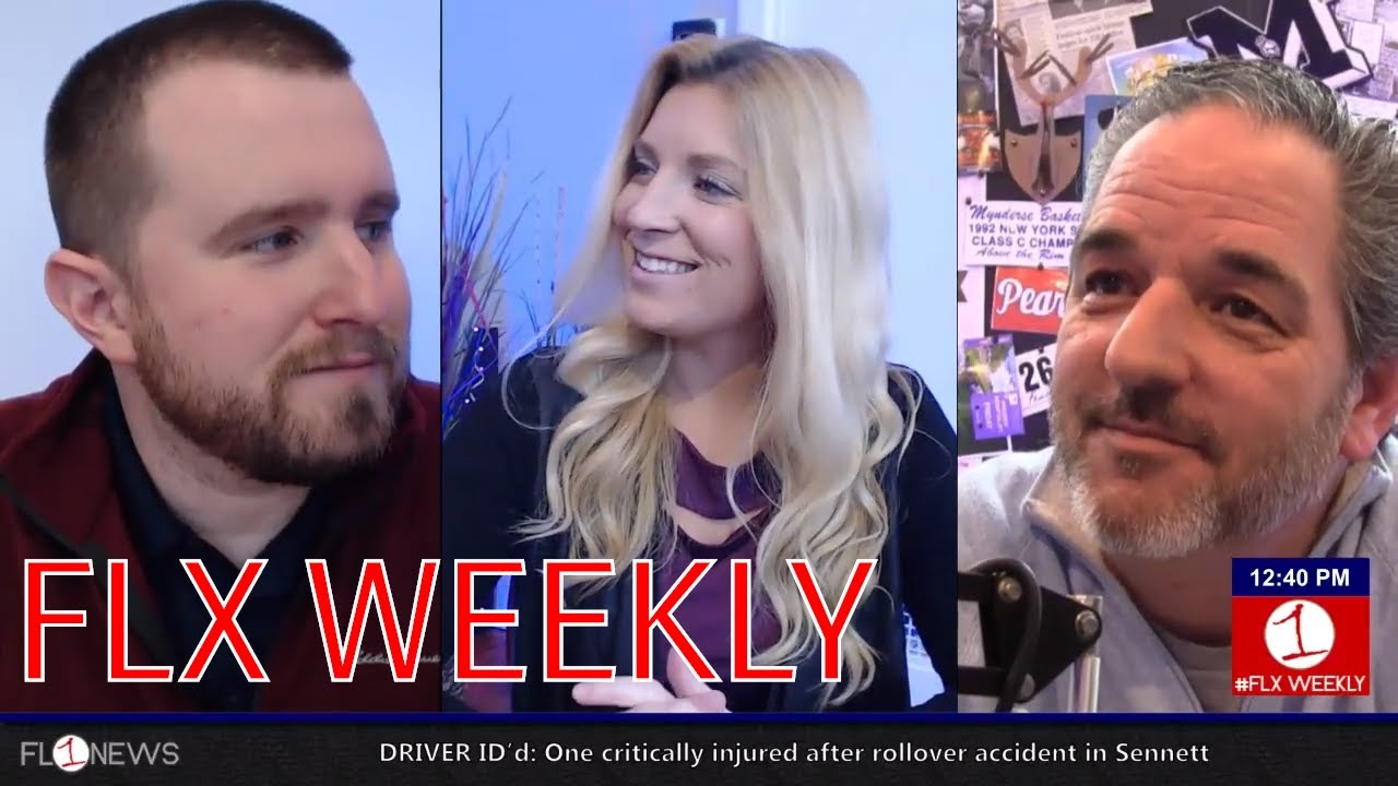 FLX WEEKLY: April is here but where's spring? (podcast)