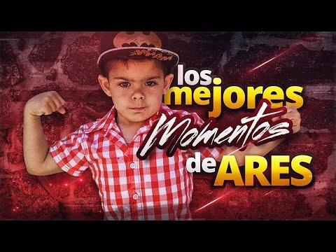 LOS MEJORES MOMENTOS DE ARES!!!