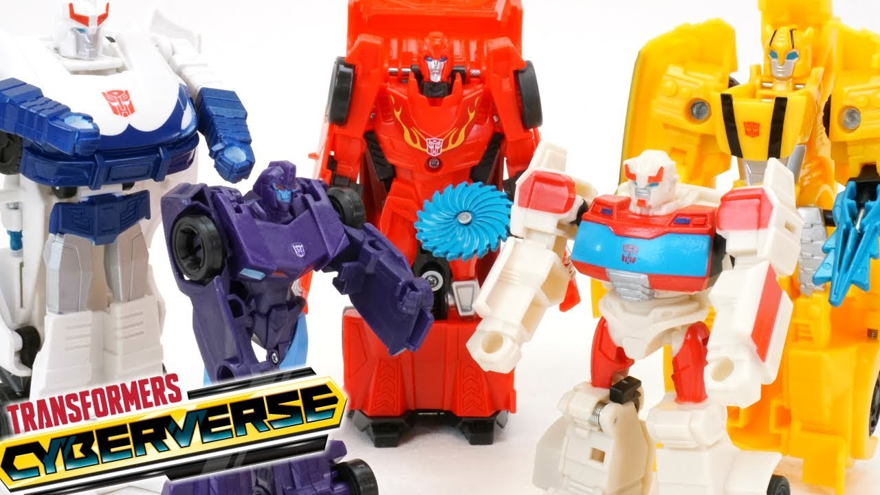 Transformers Cyberverse Shadow Striker Ultra Series Wave 1 Action Figure New