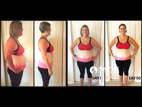 21 Day Fix Results and Transformation - Bye Bye Mommy Belly!!