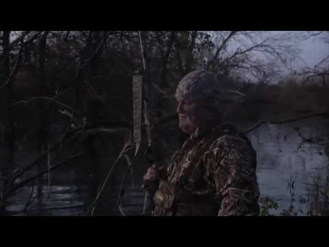 DUCK Hunting Flooded MESQUITE Trees In Texas!! (limited Out)