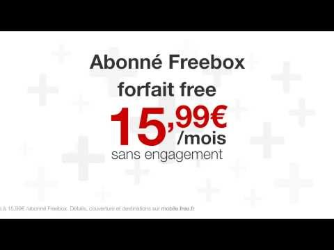Free Mobile : Nouveau Forfait 4G ! Hey Hey