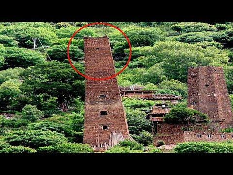 Secrets Towers Of  Himalayas I Himalayan Towers Mystery I Hindi