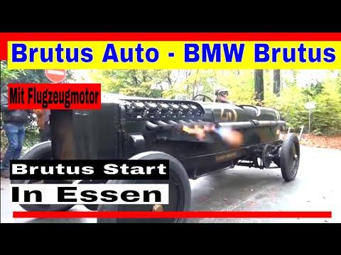 Brutus car  BMW Brutus mit Brutus Bomber BMW Motor