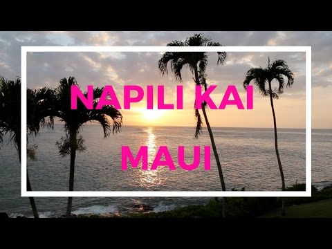 Napili Kai Beach Resort: Tropical Boutique in Maui