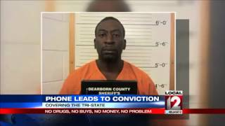 Phone leads to conviction in case against alleged drug dealer