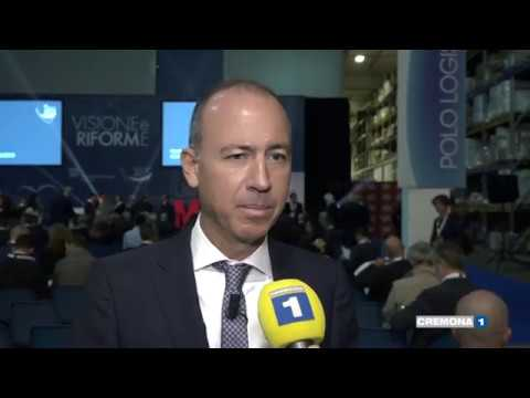 L'assemblea 2018 degli Industriali Cremonesi a Pozzaglio