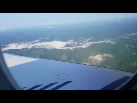 Landing At Tri State Airport Huntington WV