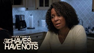 Hanna Tells Candace Who Her Father Really Is   Tyler Perry's The Haves And The Have Nots   OWN