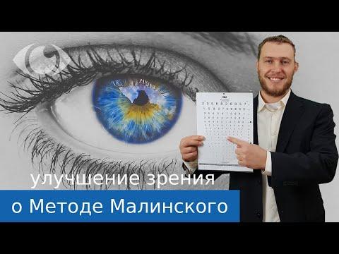 Природное улучшение зрения, о системе - MALINSKY