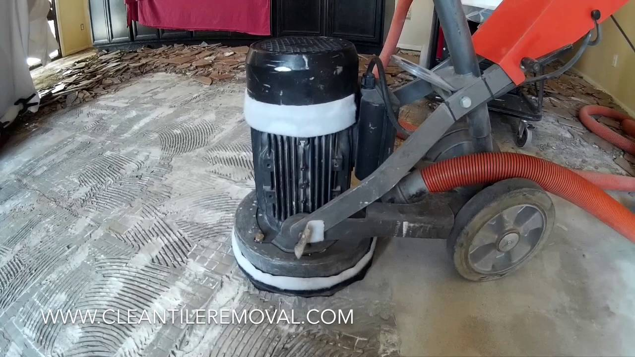 Dust FreeClean Tile Removal In Arizona YouTube - Cleaning dust after tile removal