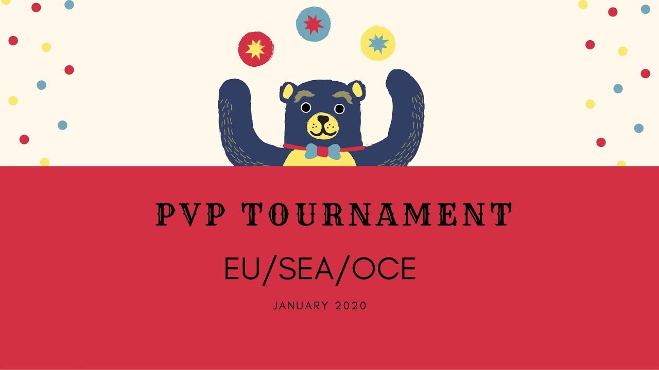 PvP Tournament - EU/SEA/OCE