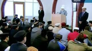 urdu khutba juma 14-10-2011 holland persented by khalid Qadiani-c 2.flv
