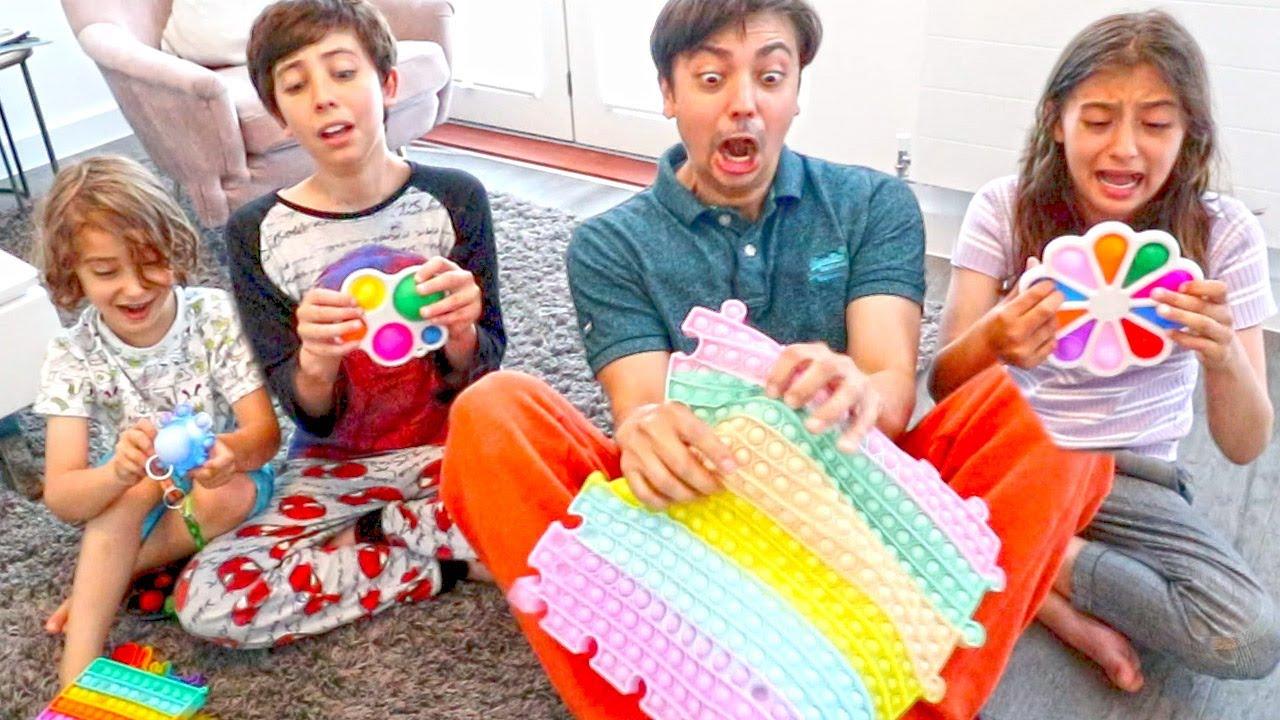 Fidget Crazy Family!