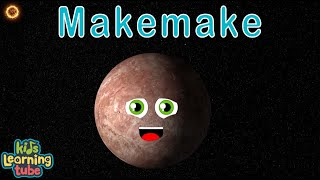 Planet Song for Kids/Solar System Songs for Children/ Makemake Song for Kids