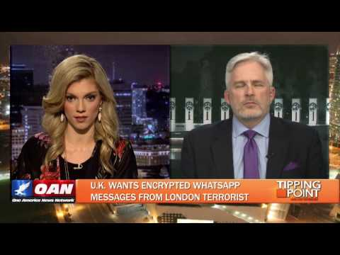 London Attack: UK Gov't Wants Access To WhatsApp Messages