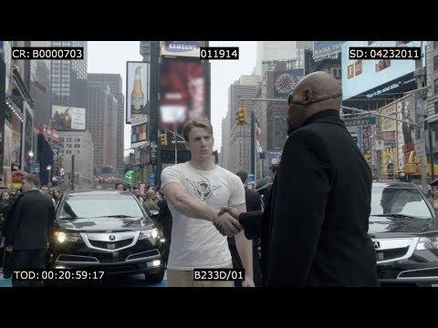 Captain America: The First Avenger | Extended scene